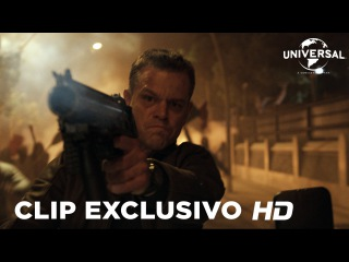"""Jason Bourne - TV Spot """"Retorno"""""""