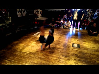Body Carnival 10th anniversary Warm up Party Powermove battle Audition(Reformerz Crew Bboy Gred)