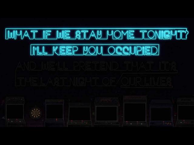 Error37 - Allergic To Funk Lyric Video (Feat. Joel Griffin And Nathan Semertzidis)
