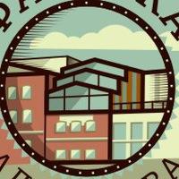 Логотип Фабрика Алафузова/ ALAFUZOV_LOFT