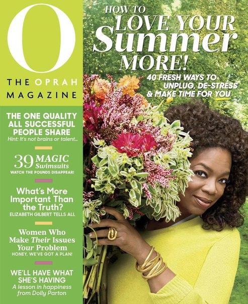O The Oprah Magazine - June 2016