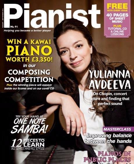 Pianist - August-September 2016