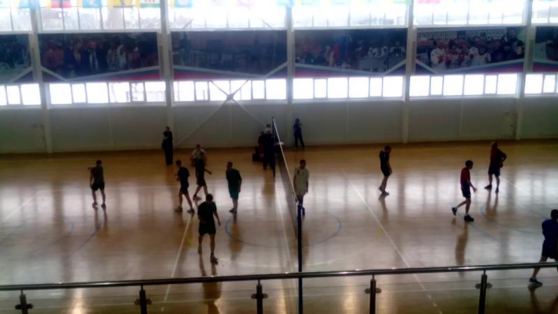 Волейбол ФСК Флагма