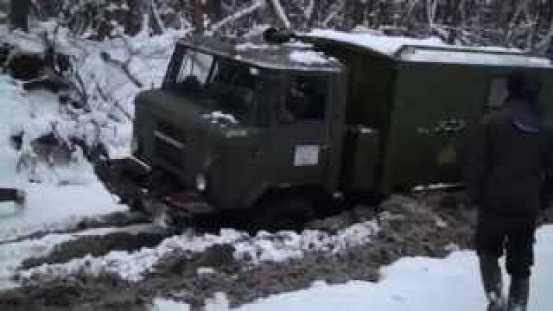 4х4 Шишига газ66 vs Toyota Бомба арочные колеса я170
