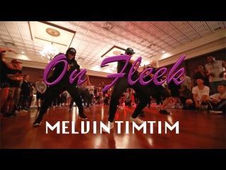On Fleek @iamcardib (Melvin Timtim choreography)