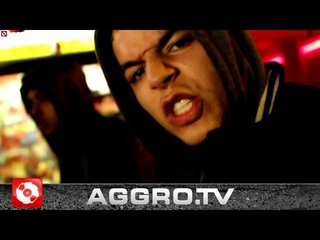 NATE57 - BLAULICHT (OFFICIAL HD VERSION AGGROTV)