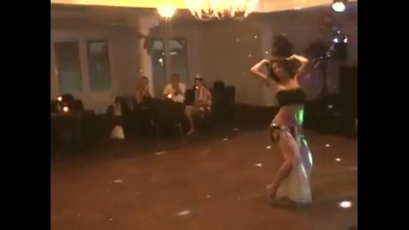 Sarasota Belly Dancer Maryann 'Fina' Naaman @ 'Bad Girls' themed party 2011