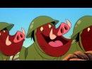 Король лев. Тимон и Пумба. Сезон 3 Серия 26 - Тимон и Пумба идут на войну Бессонная ночь