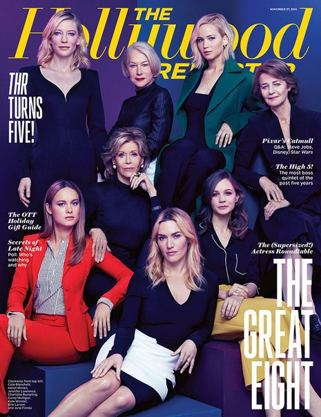 The Hollywood Reporter - November 27 2015