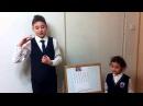 На конкурс Дети читают стихи для Лабиринт.ру. Артем и Лилия Аванесовы, г. Волгоград