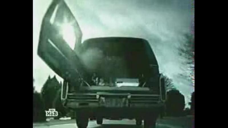 Анонс сериала Клиент всегда мёртв НТВ 01 10 2003