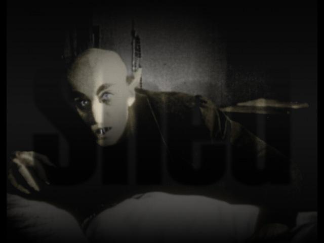 Nosferatu (1922) - soundtracked by Shed (Ostgut Ton)