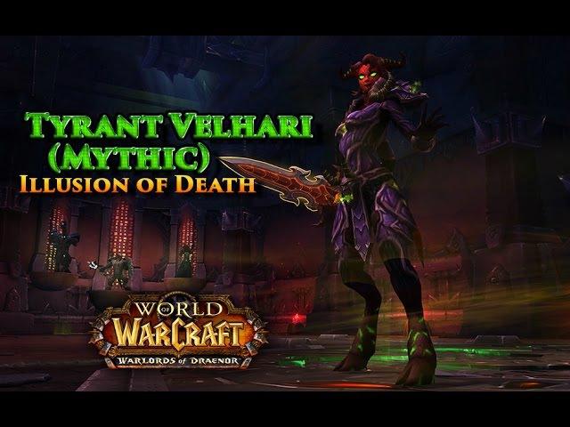 Tyrant Velhari [Mythic] - Illusion of Death
