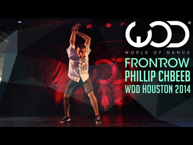 Phillip Pac Man Chbeeb FRONTROW World of Dance WODHTown '14