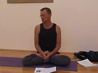 Спазм мышц спины. Гарценштейн Л. (Киев 2006, семинар) Йога. Реабилитация позвоночника