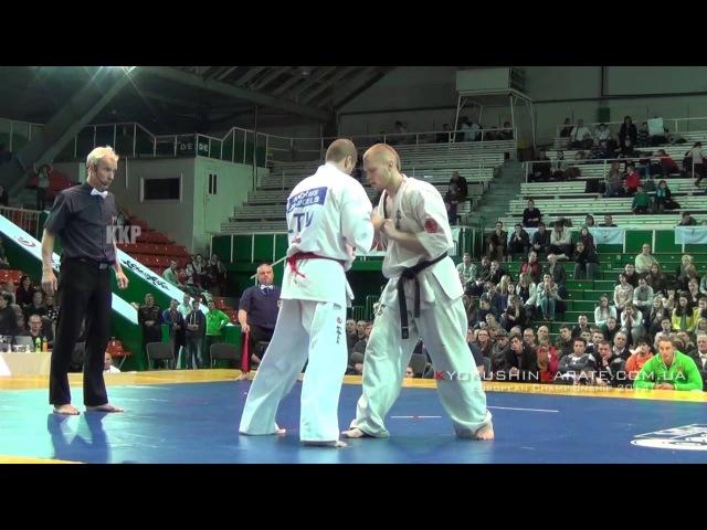 European Open 1 2 Andrius Draugelis Lithuania aka Valdemaras Gudauskas Lithiania