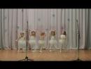 Танец маленьких лебедей-Танцевальный коллектив Горошинки