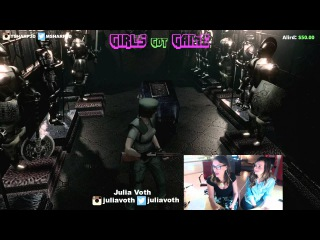 Girls Got Game Ep 5 - w/ April O'Neil and Julia Voth - 2 / 3