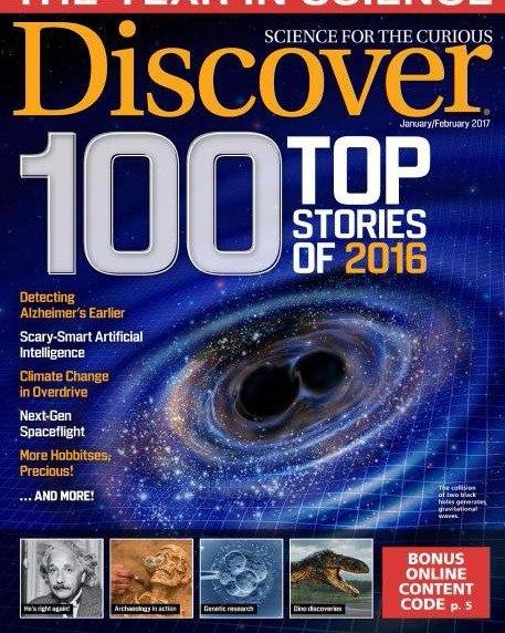Discover – January-February 2017 vk.com