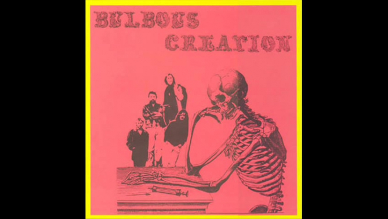 Bulbous Creation - End Of The page@1970