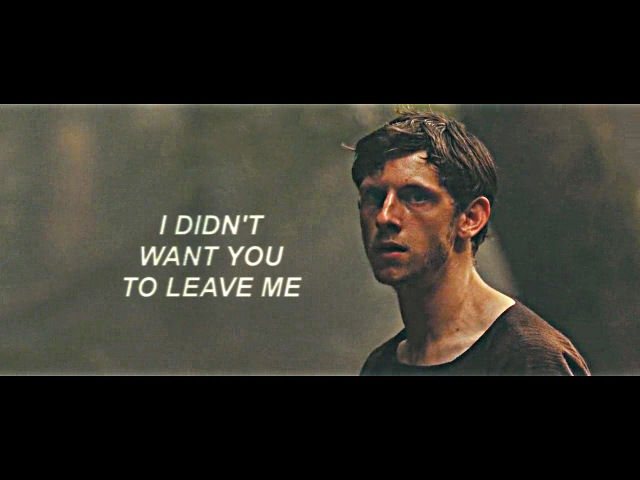 Marcus Esca | I didn't want you to leave me
