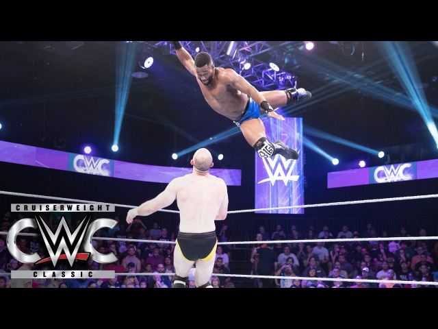 Cedric Alexander vs. Oney Lorcan: Cruiserweight Classic Exclusive Match