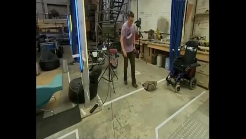 Мужская лаборатория Джеймса Мэя 1 серия из 3 2010