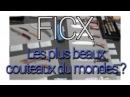 FICX LES PLUS BEAUX COUTEAUX DU MONDES