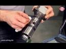 Установка уплотнительного кольца насоса PLD