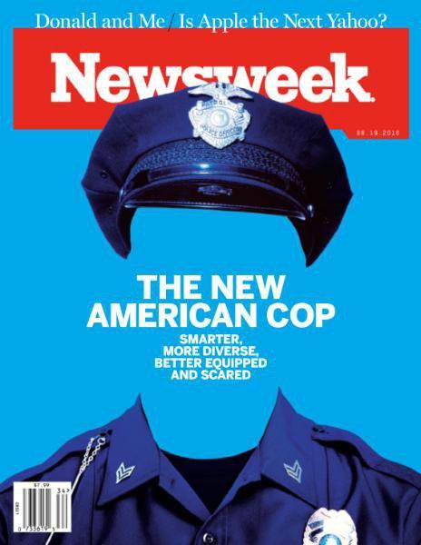 Newsweek USA - August 19, 2016