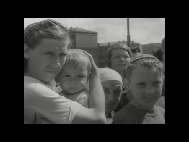 Проконвоирование военнопленных немцев через Москву 1944