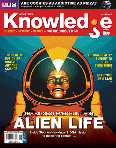 BBC Knowledge Asia - April 2016