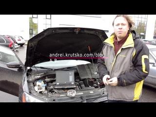 Исследование ЦПГ: VW Passat B7  (CBTA), 100ткм