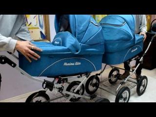 Детская коляска 2 в 1 Maxima Elite (Максима Элит)