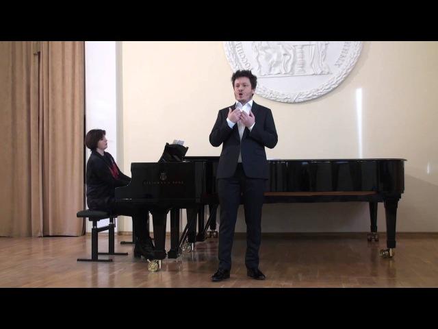 Viatcheslav Avgoustaitis Verdi's Simon Boccanegra A te l'estremo addio Il lacerato spirito