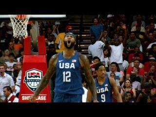 All-Access: US Olympic Men's Team vs. Nigeria