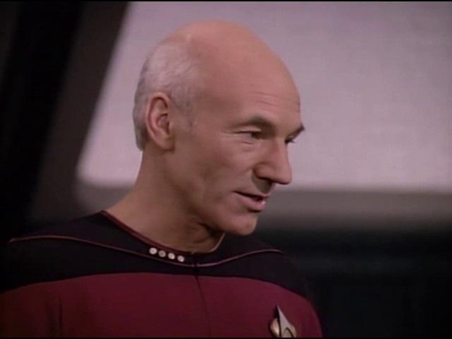 Критерий человека отрывок из сериала Звездный путь Следующее поколение