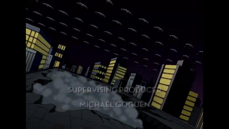 The Batman.Бэтмен 2004 2008 Сезон 4 Серия 13