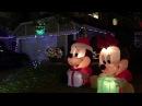 США Рождество в Америке Как украшают дома