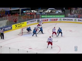 Хоккей Чемпионат Мира по хоккею.2014 Финал Сборная России-Сборная Финляндии