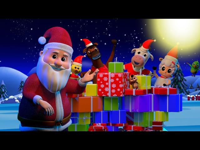 Джингл Беллз Рождественная Песня Xmas Song Christmas Rhyme Jingle Bell