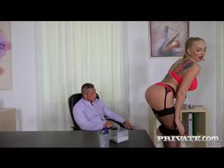 [private] kayla green - milf secretary kayla green has anal with boss [all sex,b