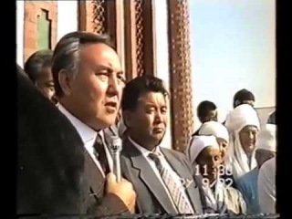 Нұрсұлтан Әбіш ұлы Назарбаев Ислам діні жайында.