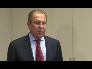 """Вести.Ru: Лавров об обвинениях во взломе почты Демпартии США: """"Я не хотел бы использовать бранных слов"""""""