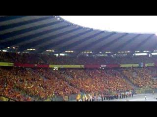 You'll Never Walk Alone - Finale Coupe de Belgique KV Mechelen!
