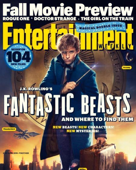 Entertainment Weekly 19 August 2016