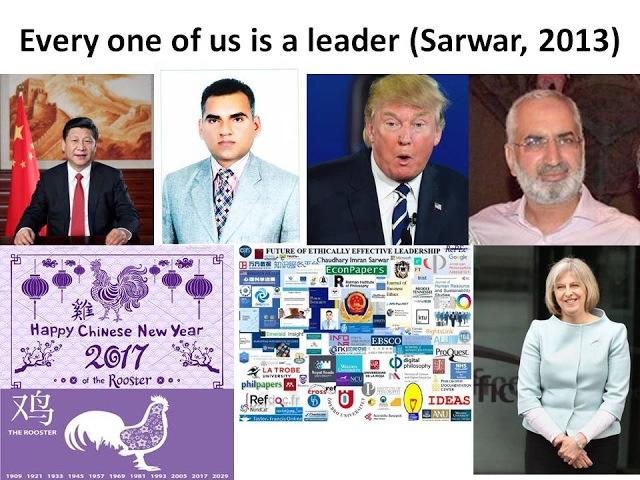 Leaders Imran, Ehsan, Xi Jiping, Trump, Theresa Other Old Ravians 1980 - 1995
