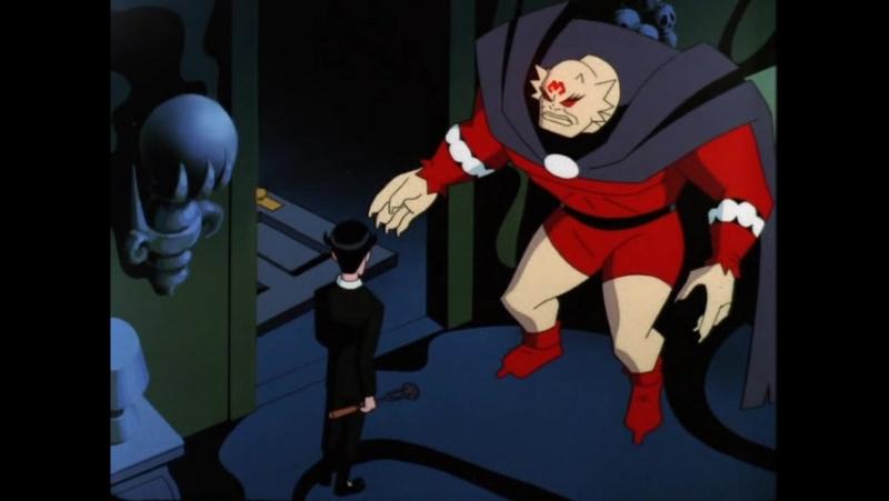 Бэтмен Рыцари Готэма Сезон 1 Эпизод 10 Демон внутри