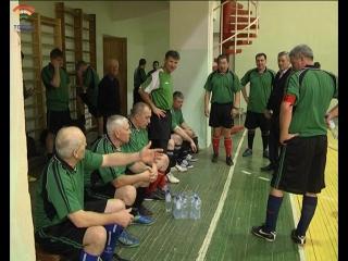 Футбольный матч с участием чиновников и депутатов. Понедельник-94 против команды Правительства региона