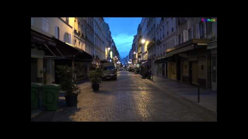 A Predawn Visit to the Rue Cler